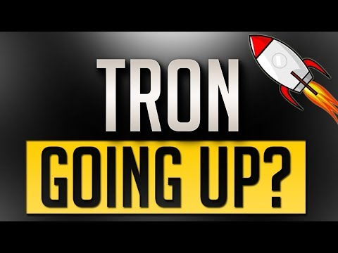 Why TRON is up when Bitcoin is Down – TRX to the moon on March 31st