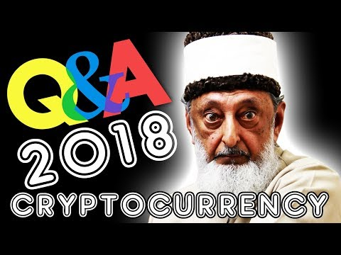 Q&A CryptoCurrency and the Dajjal – Shaikh Imran Hosein | March 2018