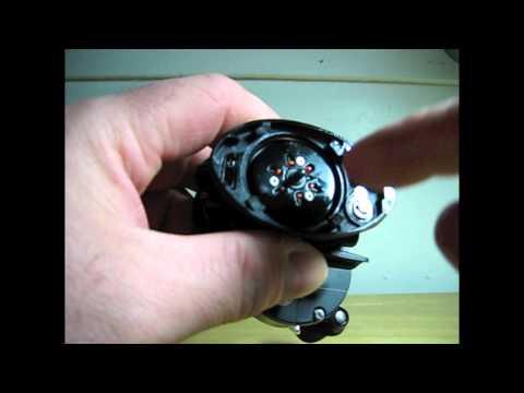 Abu Garcia Revo 3 STX HS-L Baitcast Reel Unboxing & Info (TeamRippnLipz1)