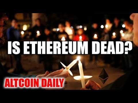 IS ETHEREUM DEAD? HOW LOW CAN IT GO? —-CRYPTOCURRENCY NEWS