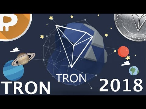 Why Right Now Might Be The Best To Buy Tron – April 2018 (TRX)