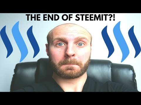 STEEM PRICE FALLS UNDER $1.00 – IS THIS THE END OF STEEMIT?!