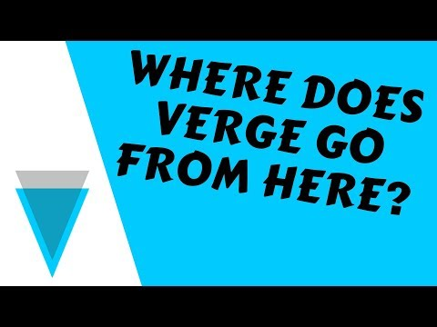 VERGE PARTNERSHIP ANNOUNCEMENT – Will Verge Go Up? Verge Price prediction 2018