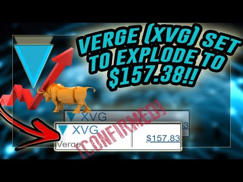 VERGE (XVG) Expected Jump to $157.38! CONFIRMED PARTNERSHIP?! *REAL PROOF* XVG Price Prediction 2018