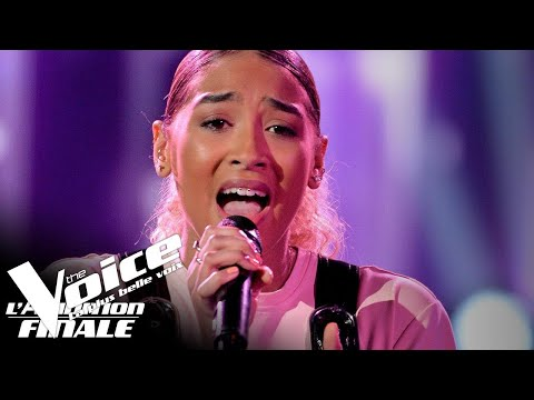 Sia (Bird set free) | Djeneva | The Voice France 2018 | Auditions Finales