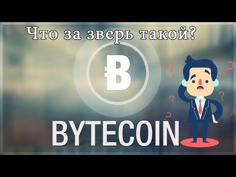Обзор монеты Bytecoin (BCN)