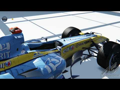 Simply Sublime – VRC's Renault R25