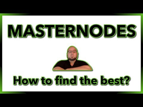 Passive Profits with Cryptocurrency? – How to find the best Masternodes