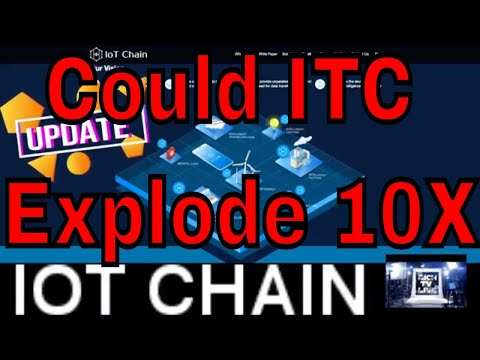Is IOT CHAIN (ITC) a Buy? A High-Security LITE IoT OS – RICH TV LIVE
