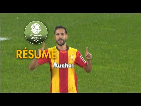 RC Lens – Châteauroux ( 2-1 ) – Résumé – (RCL – LBC) / 2017-18