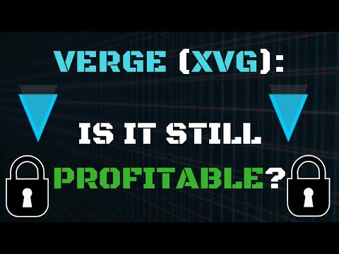 WHAT IS VERGE (XVG)?? CAN XVG REACH $1+?