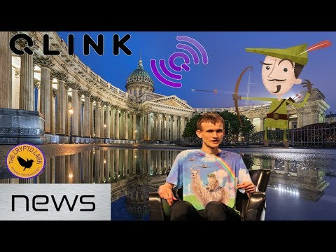 Bitcoin & Cryptocurrency News – Ethereum Cap, Qlink, & Robinhood