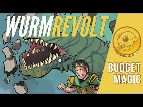 Budget Magic: $60 (20 tix) Wurm Revolt (Standard)