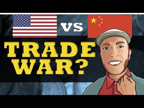 US China Trade War – Hedge With Cryptocurrency! | Tron TRX Available In CoinFlip