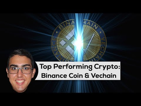 Top Performing Cryptos of Q1 2018: Binance Coin & Vechain