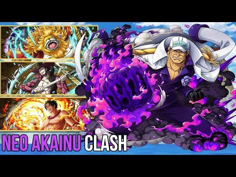 NEO AKAINU CLASH – Striker, Slasher, Shooter Variations