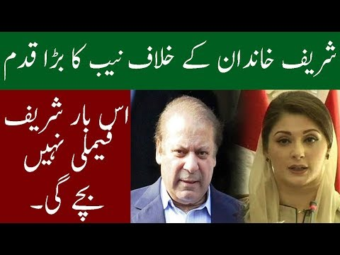 Sharif Family Fully Trapped | Neo News