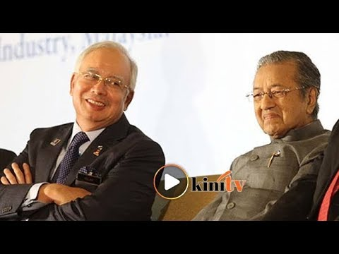 Najib sekarang sudah ada tentera sendiri, kata Dr M