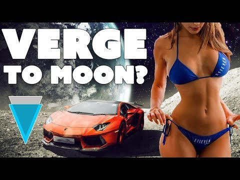 Verge to Moon?!? Verge (XVG) Partners with