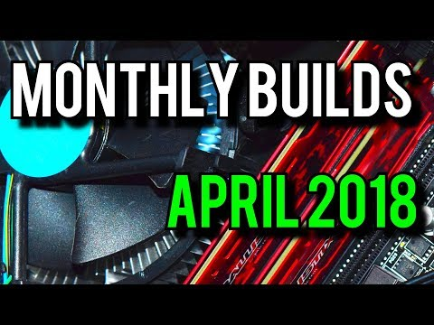 Crypto Mining DIES?? ??  [Monthly Builds April 2018]