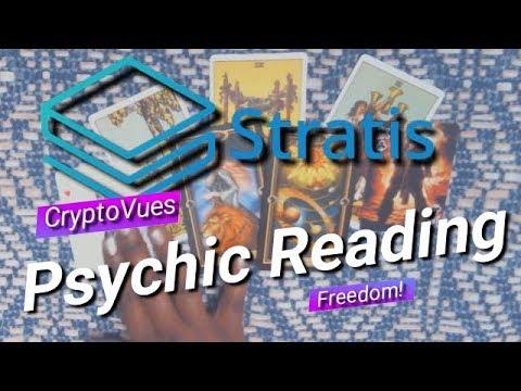 Stratis (STRAT) Psychic Crypto Tarot Reading