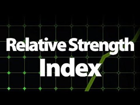 Barry Norman's Explains Relative Strength Index – RSI – for Forex and Cryptocurrency