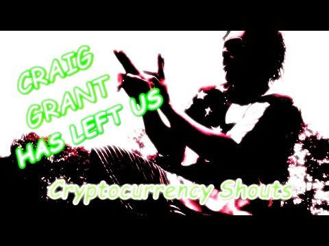 P3D News: Origin Story Of Craig Grant & CryptoSaint #altcoins #ethereum #cryptocurrency
