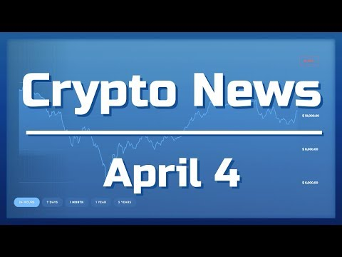 Crypto News Apr 4th (Mt GOX AMA, Verge under attack, Healthcare pilots blockchain)