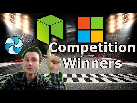 NEO & Microsoft Competition Winners | $HPB 30K TPS |  $NEO Crypto News