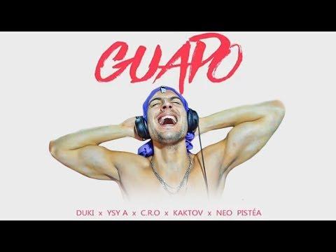 REACCIÓN – GUAPO – Ysy A, Duki, Kaktov, C.R.O., Neo Pistea