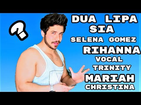 Sia, Dua Lipa, New Vocal Trinity, Selena Gomez etc. | Q&A! BY ARCHIE®