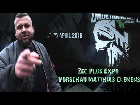 Zec+ Expo Vorschau mit Matthias Clemens