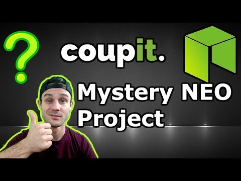 Coupit | Amazon of Blockchain | Built With NEO | E-Commerce Layer | NEO Crypto News