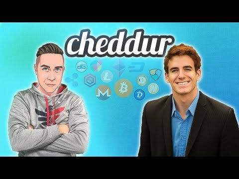 "Interview W/ Cheddur Founder Jon Cursi – ""Yelp Of Cryptocurrency"""