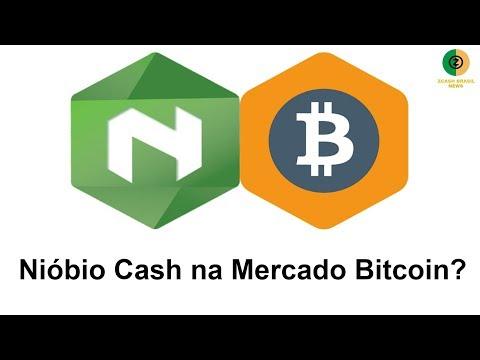 ⚫ Notícias – Nióbio Cash na Mercado Bitcoin? / Site Store Zcash Brasil / Site Zcash Brasil News