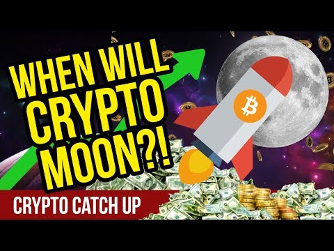 When Will Crypto Moon? – CryptoCurrency Bull Run! – Crypto Market News