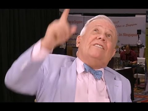 JIM ROGERS TALKS BITCOIN PRICE / U.S. DOLLAR / GOLD / FUTURE FOR THE WORLD & 2018
