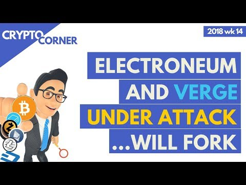 Electroneum (ETN) & Verge (XVG) Hacked. Must Fork ASAP.