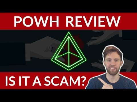 POWH | A Ponzi Scheme? The New BitConnect?! Proof of Weak Hands