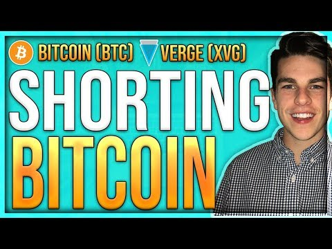 Bitcoin ($BTC) Short Using A Simple Pattern – Verge ($XVG) & Ontology ($ONT) Trade – Crypto Profit