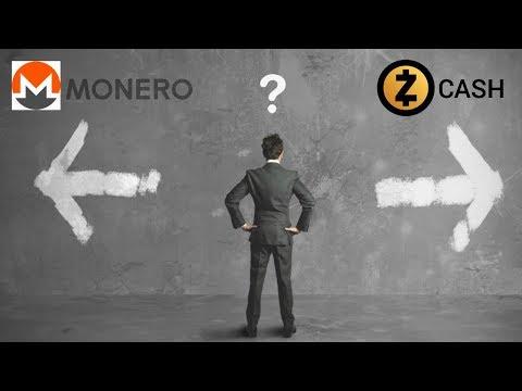 Batalha das Criptomoedas #2: Monero vs Zcash