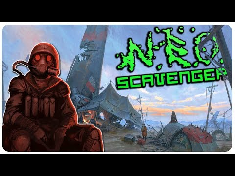 Survivors Camp ambush by Dogman! | NEO Scavenger Gameplay Ep 4 (Extended Mod)