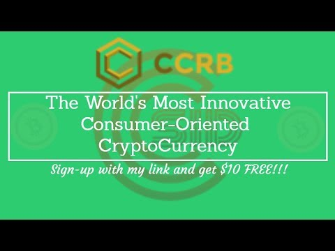 CryptoCarbon – CCRB – The world's most innovative consumer-oriented CryptoCurrency