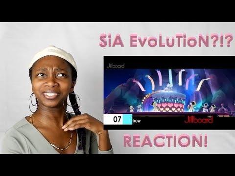 Reaction! Sia Evolution!?!?