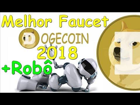 MELHOR FAUCET DOGECOIN 2018 + ROBO – LUCK DOGE
