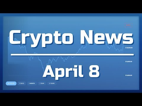 Crypto News Apr 8th (@Bitcoin Twitter suspended, Pakistan ban, Verge fix)