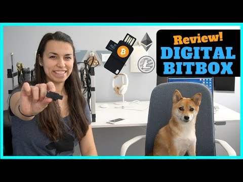 Digital Bitbox Cryptocurrency Hardware Wallet Review – Bitcoin – Ethereum – ERC-20 Tokens – LTC