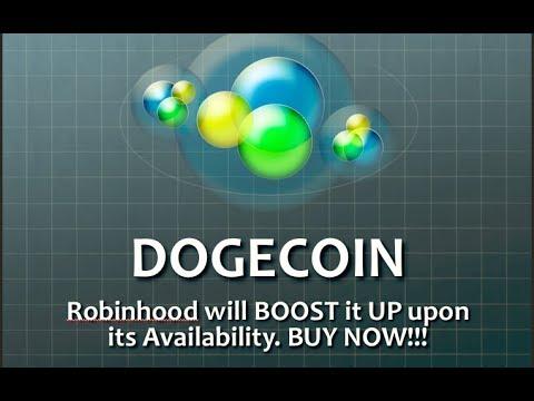 DOGECOIN/ROBINHOOD Price Prediction