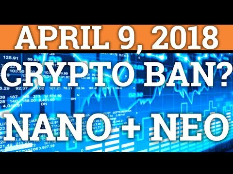 NEO MOONING (+FREE GAS COIN) + NANO NEWS?  BITCOIN BTC PRICE PREDICTION + CRYPTOCURRENCY CRASH 2018!