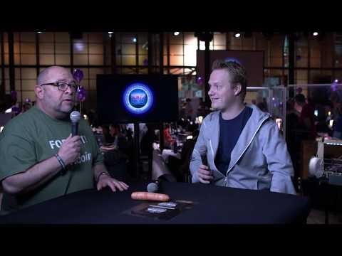 Blockchaingers Hackathon Interview with Harm van den Brink #iota